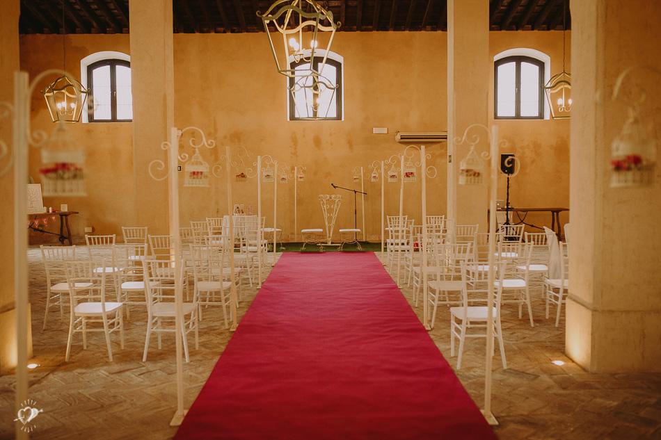 boda en bodega sanchez romate