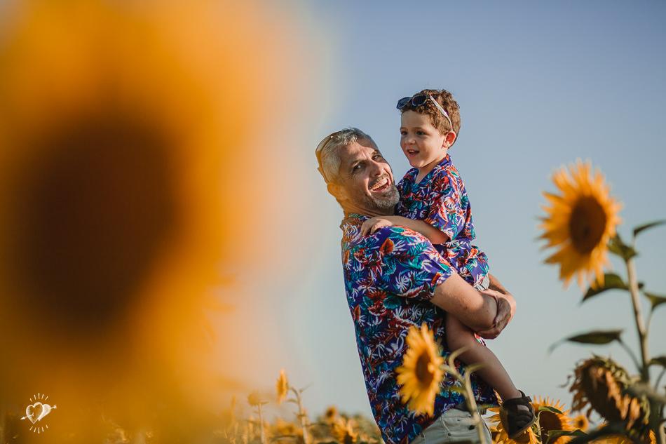 fotos familia en playa el palmar